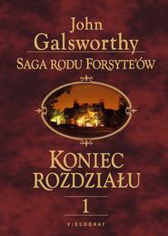 okładka Saga rodu Forsyte'ów. Koniec rozdziału 1. Dziewczyna czeka, Ebook | John Galsworthy