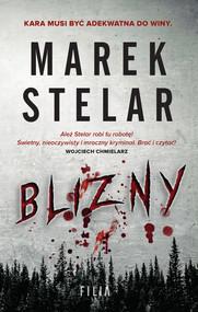 okładka Blizny, Ebook | Marek Stelar