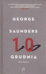 okładka 10 grudnia Opowiadania, Książka | Saunders George