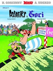 okładka Asteriks i Goci, Książka | René Goscinny, Albert Uderzo