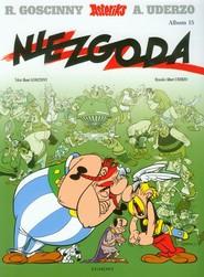 okładka Asteriks Niezgoda Tom 15, Książka |