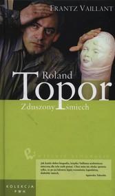 okładka Roland Topor Zduszony śmiech, Książka | Vaillant Frantz