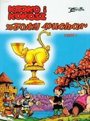 okładka Kajko i Kokosz Złoty Puchar 1, Książka | Janusz Christa