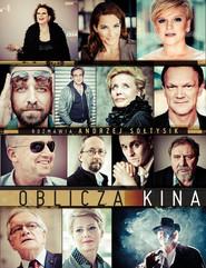 okładka Oblicza Kina, Książka   Sołtysik Andrzej