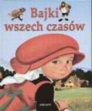 okładka Bajki wszech czasów, Książka |