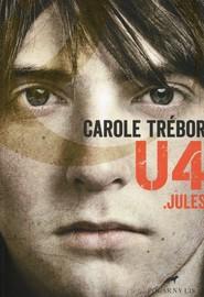 okładka U4 Jules, Książka   Trebor Carole
