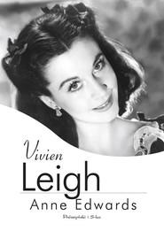 okładka Vivien Leigh, Książka | Anne  Edwards