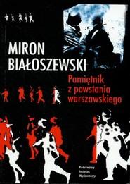 okładka Pamiętnik z Powstania Warszawskiego, Książka | Białoszewski Miron