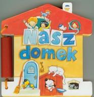 okładka Nasz domek, Książka | Ewa  Stadtmuller
