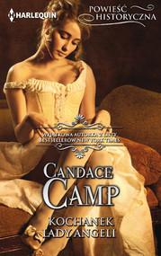 okładka Kochanek lady Angeli, Książka | Candace Camp