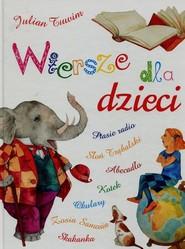 okładka Wiersze dla dzieci, Książka   Julian Tuwim
