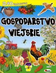 okładka Gospodarstwo wiejskie 240 naklejek, Książka | Dzwonkowski Robert
