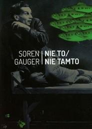 okładka Nie to Nie tamto, Książka | Soren Gauger