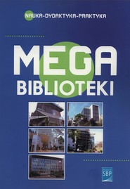 okładka Megabiblioteki, Książka |