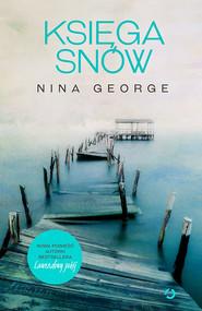 okładka Księga snów, Książka | Nina George