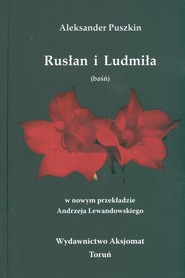 okładka Rusłan i Ludmiła, Książka | Aleksander Puszkin
