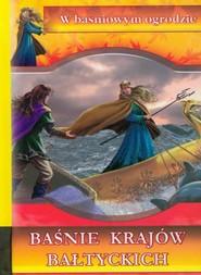 okładka Baśnie krajów bałtyckich, Książka  