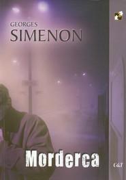 okładka Morderca, Książka | Georges Simenon