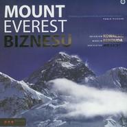 okładka Mount Everest biznesu, Książka   Zbigniew Kowalski, Marcin Renduda, Wielicki Krzysztof