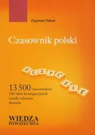 okładka Czasownik polski, Książka | Saloni Zygmunt