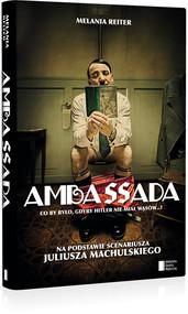 okładka Ambassada, Książka   Reiter Melania