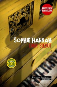 okładka Chór sierot, Książka | Sophie Hannah