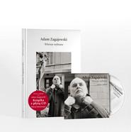 okładka Wiersze wybrane + CD, Książka   Adam Zagajewski