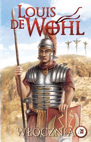 okładka Włócznia, Książka   Wohl Louis