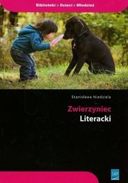 okładka Zwierzyniec literacki, Książka | Niedziela Stanisława