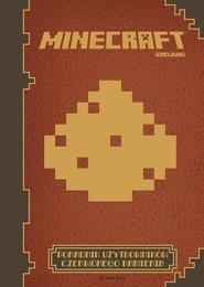 okładka Minecraft Poradnik użytkowników czerwonego kamienia, Książka  