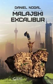 okładka Malajski Excalibur, Książka | Daniel Nogal