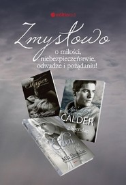 okładka Stinger / Calder / Eden Pakiet, Książka | Mia Sheridan
