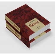 okładka Różany 5 tomów sagi w komplecie, Książka   Bogna Ziembicka
