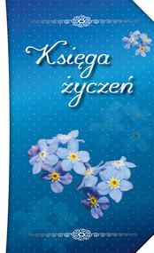 okładka Księga życzeń, Książka | Dorota Sądowska, Sylwia  Sądowska