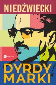 okładka DyrdyMarki, Ebook | Marek Niedźwiecki