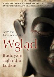 okładka Wgląd Buddyzm, Tajlandia, Ludzie, Książka   Kryszczyński Tomasz