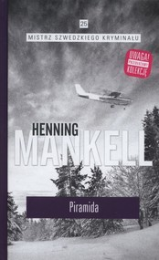 okładka Piramida, Książka | Henning Mankell