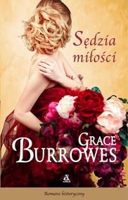 okładka Sędzia miłości, Książka   Grace Burrowes