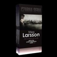 okładka Mężczyźni, którzy nienawidzą kobiet Część 1-2 Pakiet, Książka | Stieg Larsson