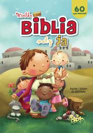 okładka Wielka Biblia mały ja, Książka | de Agnes i Salem Bezenac