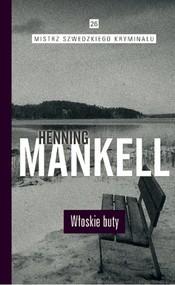 okładka Włoskie buty, Książka | Henning Mankell
