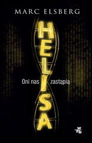okładka Helisa, Książka | Elsberg Marc