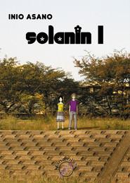 okładka Solanin 1, Książka | Asano Inio