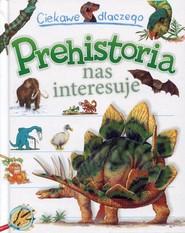 okładka Ciekawe dlaczego Prehistoria nas interesuje, Książka   Gaff Jackie