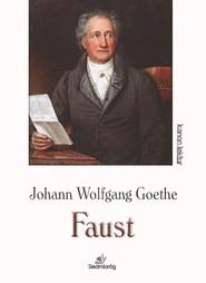 okładka Faust, Książka | Johann Wolfgang Goethe