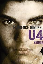 okładka U4 Yannis, Książka   Hinckel Hinckel