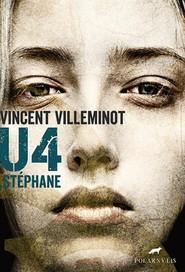 okładka U4 Stephane, Książka   Villeminot Vincent