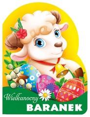 okładka Wielkanocny baranek Wykrojnik, Książka | Urszula Kozłowska