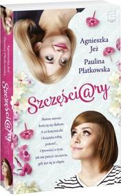 okładka Szczęściary, Książka | Agnieszka Jeż, Paulina Płatkowska