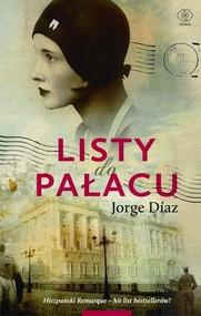 okładka Listy do Pałacu, Książka   Jorge Diaz